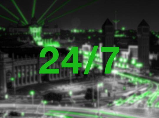 alquiler grupos electrogens por industria assitencia 24horas en Barcelona catalunya economics